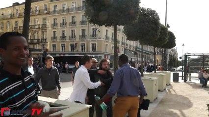 """Agression de notre équipe à la """"Manif pour Tous"""" le 5 mai à Rennes"""