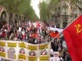 Bastille le 5 mai 2013 avec les FRALIB de Géménos