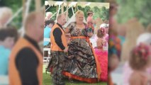 Mama June and Sugar Bear Exchange Vows: See Her Camouflage Dress