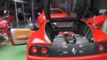 Ferrari F360 Replica