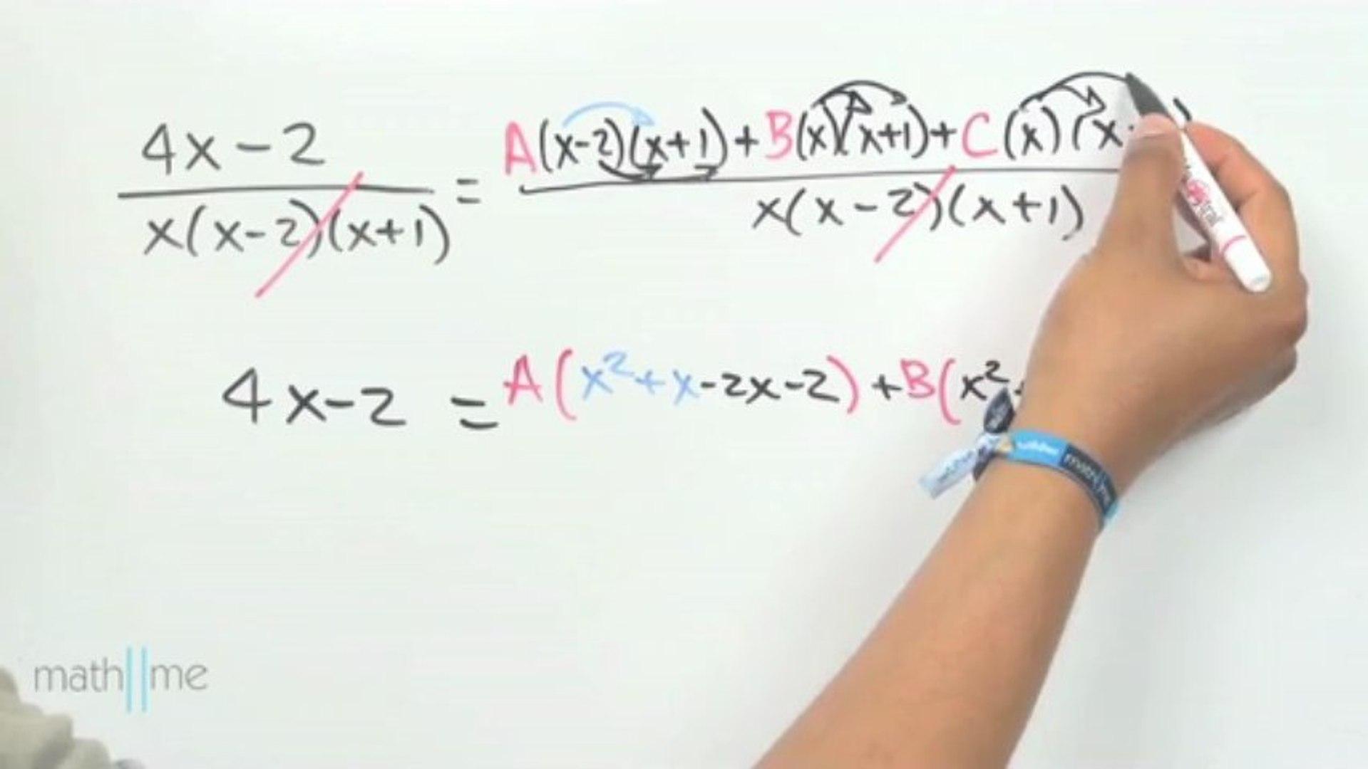 integrar 4x 2 x 3 x 2 2x por facciones parciales p1 video dailymotion integrar 4x 2 x 3 x 2 2x por facciones parciales p1