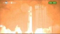 [Vega] Launch of Vega Rocket on Second Flight with Proba-V