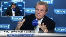 """Kouchner : """"Je n'entends pas l'Europe sur la Syrie"""""""