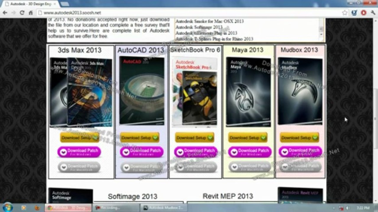 Download Autodesk Mudbox 2013 Full Version for FREE - video