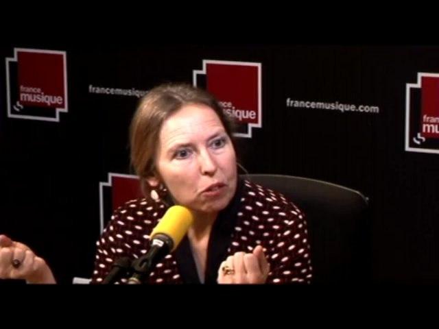 Odile Burluraux - La matinale - 07-05-13