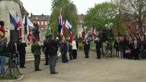 Musée du 5 juin 44 : Inauguration de l'exposition Normandie 44 : Commandos Kieffer et S.A.S les premiers soldats français de la libération