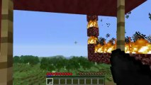 Minecraft - Airship Mod! FLYING AIRSHIPS!