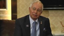Malaysian prime minister rejects opposition claims of electoral fraud