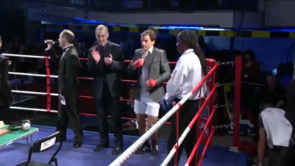 """London Chessboxing presents """"Battle Royale"""" at the Royal Albert Hall"""