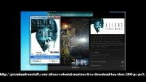 Aliens Colonial Marines Free CD Key Generator - (Xbox 360, PS3, PC)