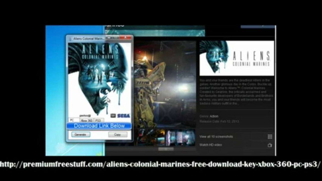 aliens colonial marines pc download