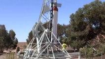 Australie-En direction de l'Outback: Woomera la ville qui a connu la bombe atomique.