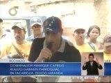 Capriles: los que sabotean quieren quitarle recursos al estado para que el pueblo no tenga respuesta