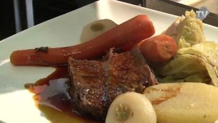La recette du paleron de bœuf par le chef cuisinier du Bistro 44 à Antibes