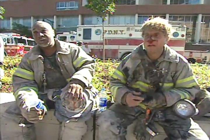 Firemen Explosion Testimony - Explosives, 9/11