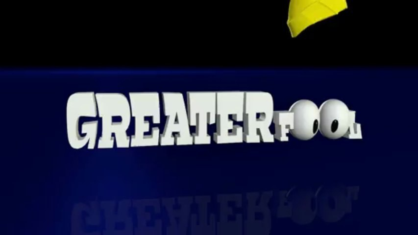 Greater Fool Ident