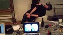 Simulateur de Guillotine avec l'Oculus Rift