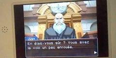 Debut de Ace Attorney Apollo Justice partie 1