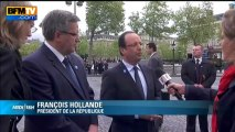 """Hollande: """"Nous devons nous retrouver pour une Europe de la croissance"""" - 08/05"""