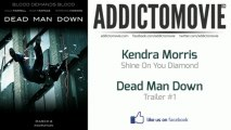 Dead Man Down - Trailer #1 Music #3 (Pusher Music - Always Find Me Here)