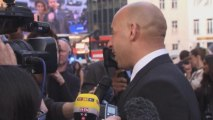 Vin Diesel and Michelle Rodriguez launch 'Fast & Furious 6'