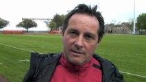 Football : Maubeuge-Saint-Omer 1-1, la réaction de Ludovic Billiet