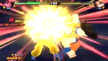 "Dragon Ball Z: Super Saiyan God VS Super Saiyan 4 Goku (""Dragon Ball Z"") DBZ Battle of Gods"