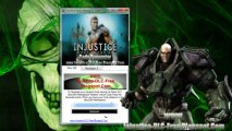 Injustice Gods Among Us Game Activation Code Free Xbox 360