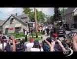Cleveland, quando la polizia fermò l'aguzzino: video del 2008. Castro accusato di rapimento e stupro delle tre ragazze