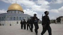 Israel bars Muslims from entering al-Aqsa mosque