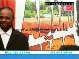 Felix Wazekwa Chez Deblaison wanga présentation de l'affiche Adam et Eva