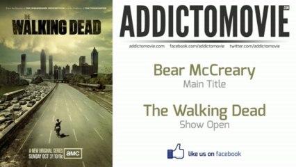The Walking Dead - Show Open Music #1 (Bear McCreary - Main Title)