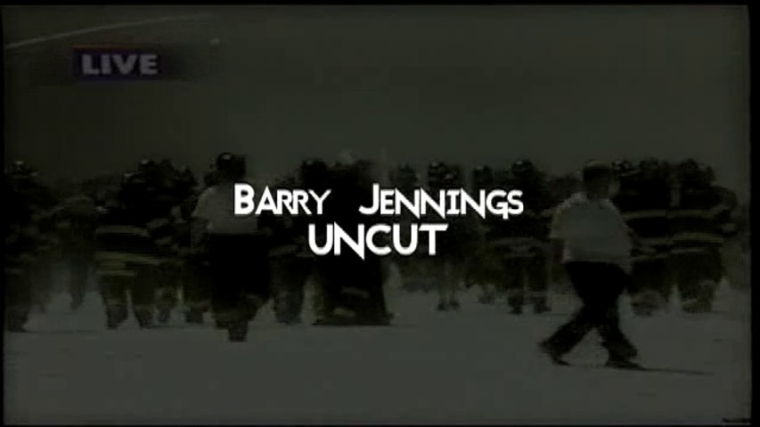 Barry Jennings Uncut || Louder Than Words || Explosives, WTC7