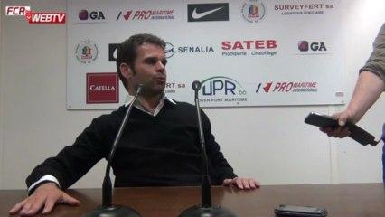 FCR - CA Bastia : Réaction de DON