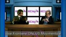 Gabriele Felice parla dei progetti di Nuove Frontiere Onlus: seconda parte