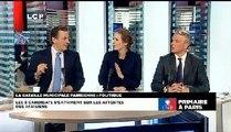 Évènements : Débat primaires UMP pour les municipales à Paris