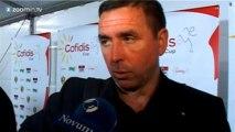 Foot belge : le CS Bruges, battu mais fier