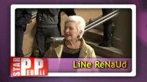 Line Renaud hospitalisée !