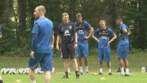 David Moyes 'sad to be leaving Everton'