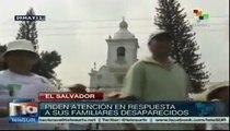 Salvadoreños denuncian violaciones de DD.HH. a migrantes en México