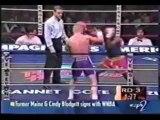 [boxe thai] - danny bill vs ramon dekkers