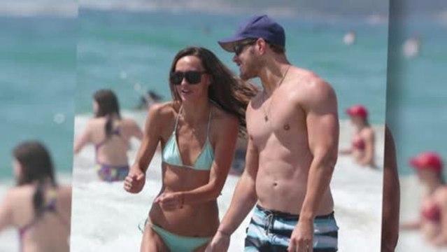 Kellan Lutz Dumps Aussie Girlfriend Sharni Vinson
