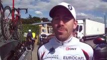 Rhône-Alpes Isère Tour - 2e étape : Frédéric Talpin raconte sa victoire