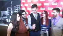 Sourcefed: Streamy 2013 Awards Backstage