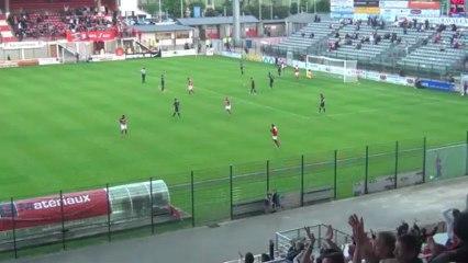 FCR - CA Bastia : Résumé du match