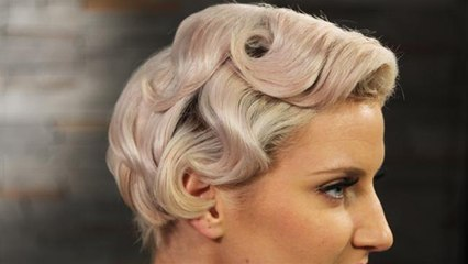 How To Style 1920s Short Hair