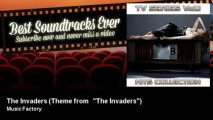 Music Factory - The Invaders - Theme from  The Invaders