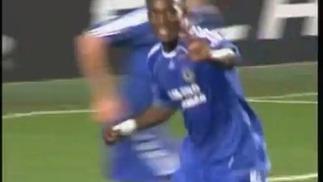 2006 (September 12) Chelsea (England) 2-Werder Bremen (Germany) 0 (Champions League)