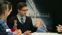 'Star Trek Into Darkness' Cast And Director Join MTV First (clip 1)