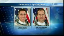 Les astronautes colmatent une fuite d'ammoniac sur la station spatiale
